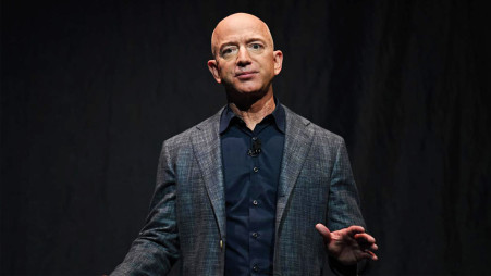 Jeff Bezos Becomes Worth 200 Billion The First Person Ever The Business Standard